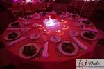 Table Setting at the 2010 Internet Dating Industry Awards Ceremony in Miami