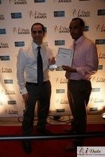 Friendfinder Executives with Best Affiliate Program Award at the 2010 Miami iDate Awards Ceremony