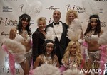 eLove Crew in Las Vegas at the January 17, 2013 Internet Dating Industry Awards