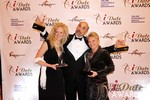 eLove Winners of the 2013 iDateAwards in Las Vegas at the 2013 Online Dating Industry Awards