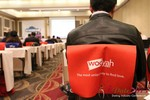Wooyah (Chair Cover Sponsor) at the 33rd International Dating Industry Convention