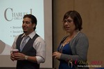 Charles Orlando and Lisa Steadman at the 33rd International Dating Industry Convention