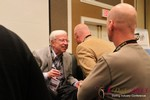 Dr. Neil Clark Warren (Founder and CEO of eHarmony) meeting other Dating Industry CEOs at Las Vegas iDate2013