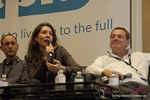 Tanya Fathers (CEO of DatingFactory) at the 33rd International Dating Industry Convention