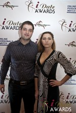 iDate Awards Cocktail Reception at the 2013 Internet Dating Industry Awards Ceremony in Las Vegas