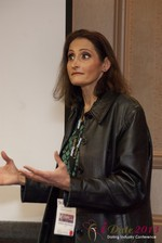 Jasbina Ahluwalia at the 10th Annual iDate Super Conference