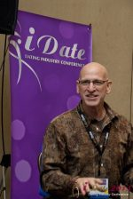 Larry Michel at the 2013 Internet Dating Super Conference in Las Vegas