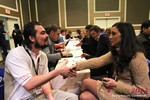 Speed Networking Session at the 2013 Internet Dating Super Conference in Las Vegas