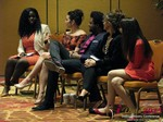 Essence Magazine Panel - Charreah Jackson, Laurie Davis-Edwards, Thomas Edwards, Renee Piane, Julie Spira at the January 20-22, 2015 Las Vegas Online Dating Industry Super Conference