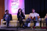 Tanya Fathers - CEO of Dating Factory on the Final Panel at the January 20-22, 2015 Las Vegas Online Dating Industry Super Conference