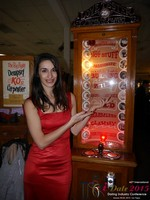 The Love Tester - Party at the Pinball Hall of Fame at iDate Expo 2015 Las Vegas
