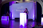 Jenny Gonzalez of Dating Factory Winner of Best Dating Software & Saas at the 2016 Internet Dating Industry Awards in Miami
